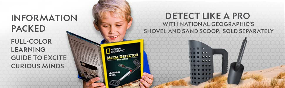 national geographic pro metal detector review