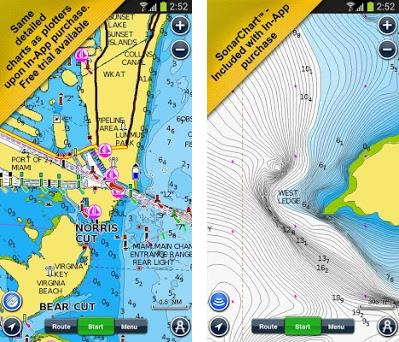 navionics app for android review