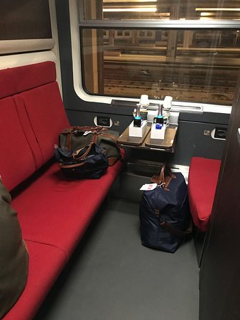 night train paris to venice reviews