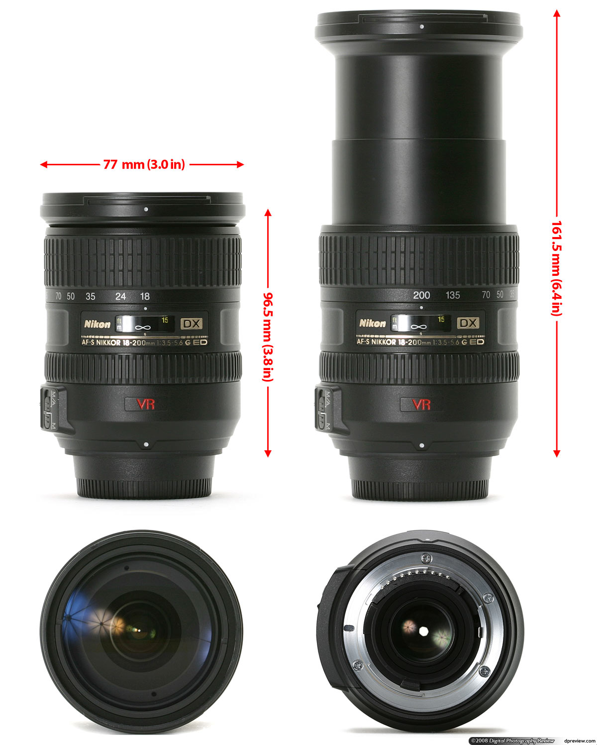 nikon af s 18 200mm review
