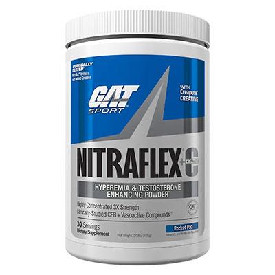 nitraflex hyperemia & testosterone enhancing powder review