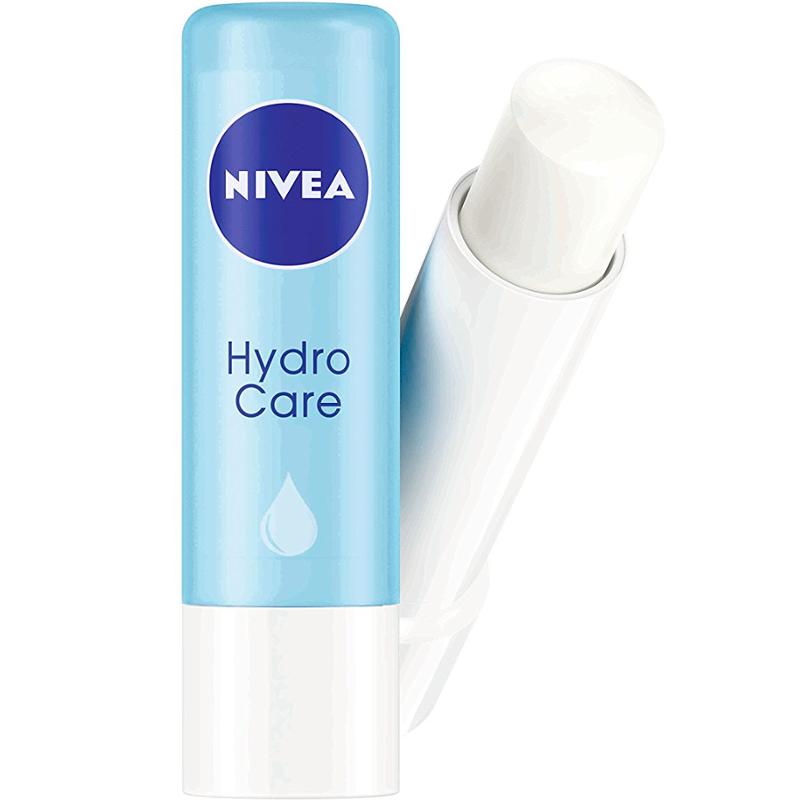 nivea lip balm hydro care review