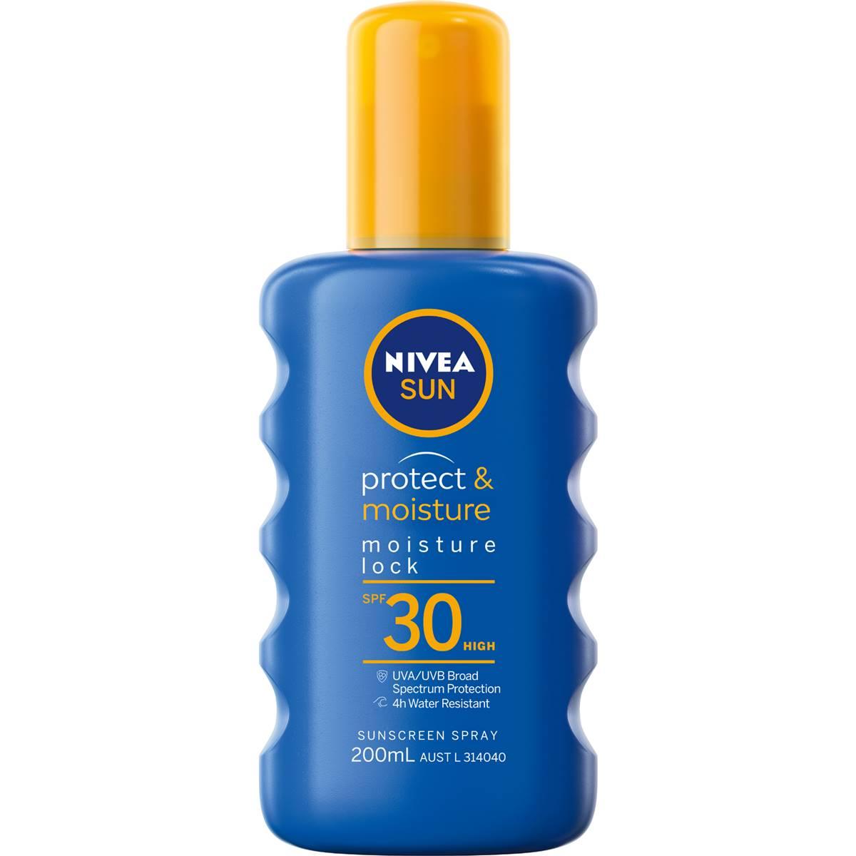 nivea sunscreen spf 30 review