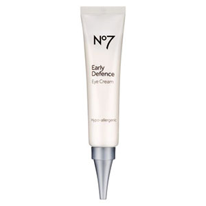 no7 early defence eye cream review makeupalley