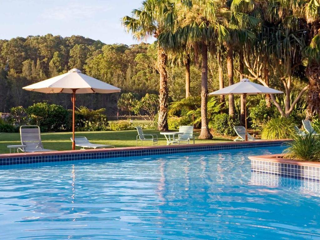 novotel pacific bay resort reviews