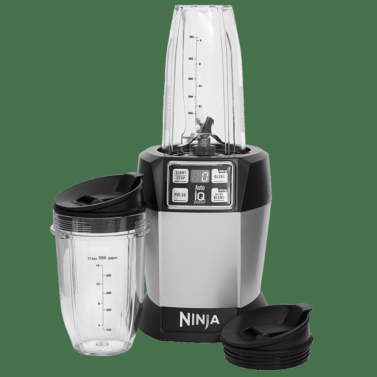 nutri ninja blender system with auto iq reviews
