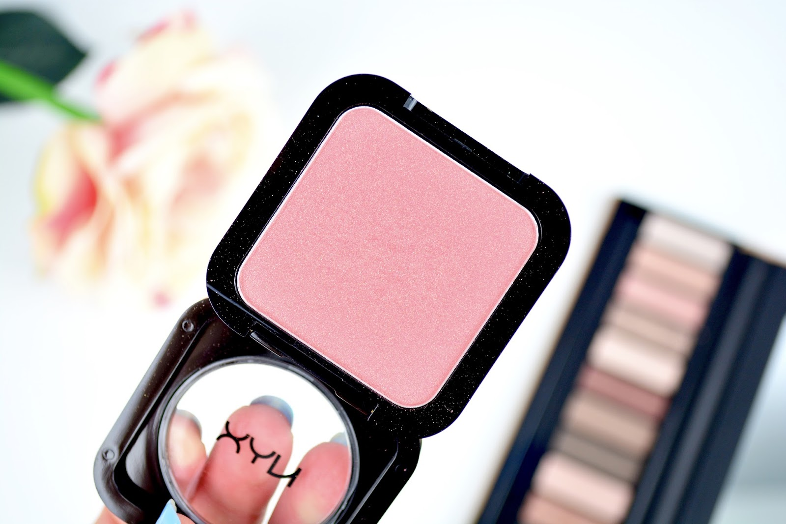 nyx high definition blush review