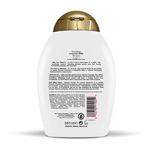 ogx sulfate free shampoo reviews
