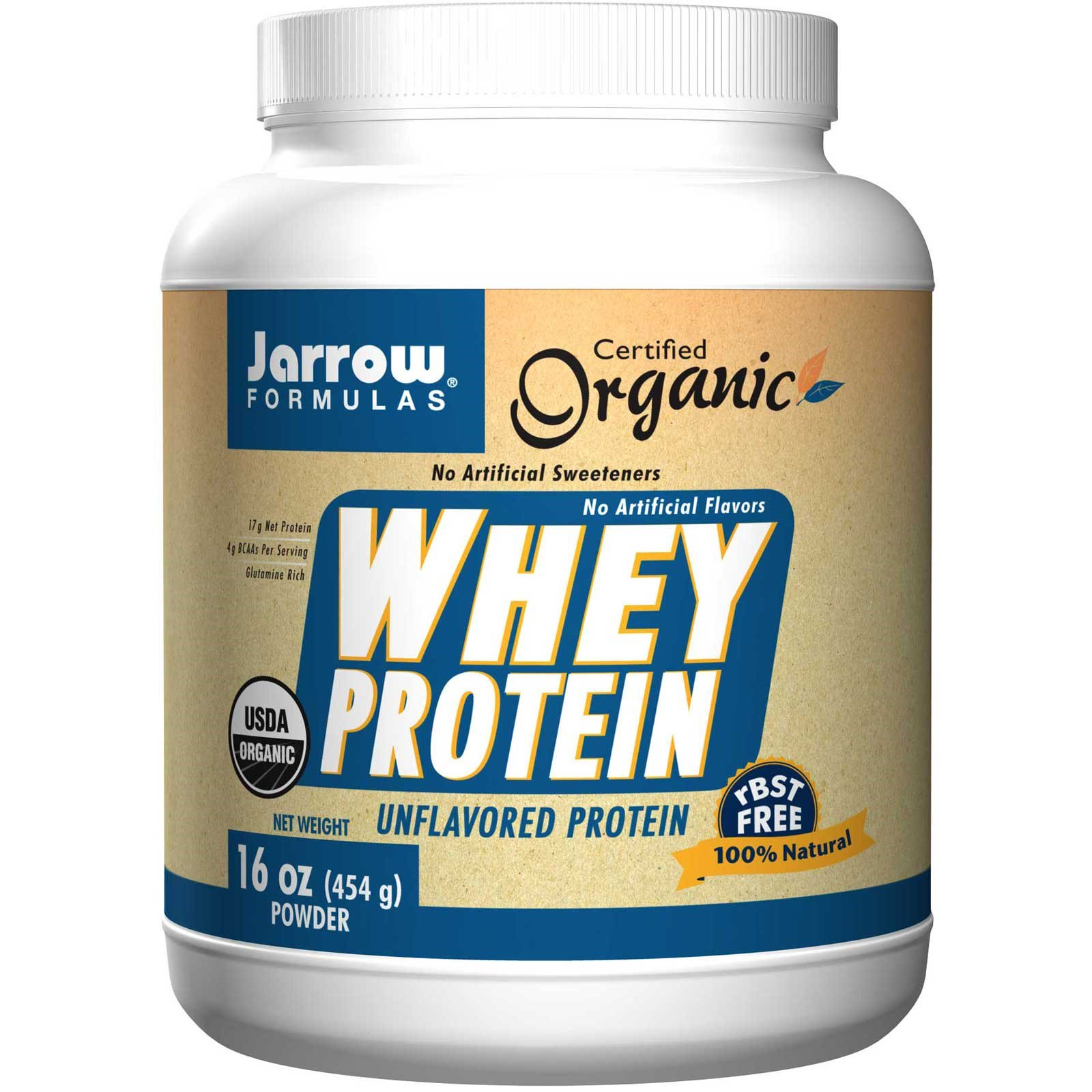 organic whey protein powder reviews