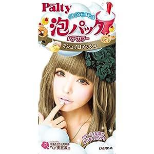 palty bubble hair dye review