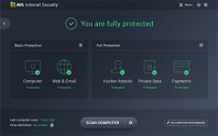 panda internet security 2017 review