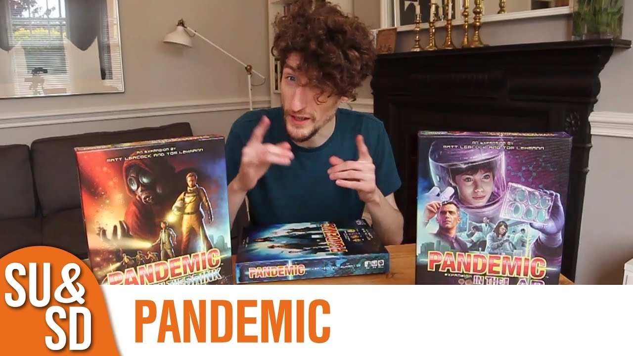 pandemic on the brink review