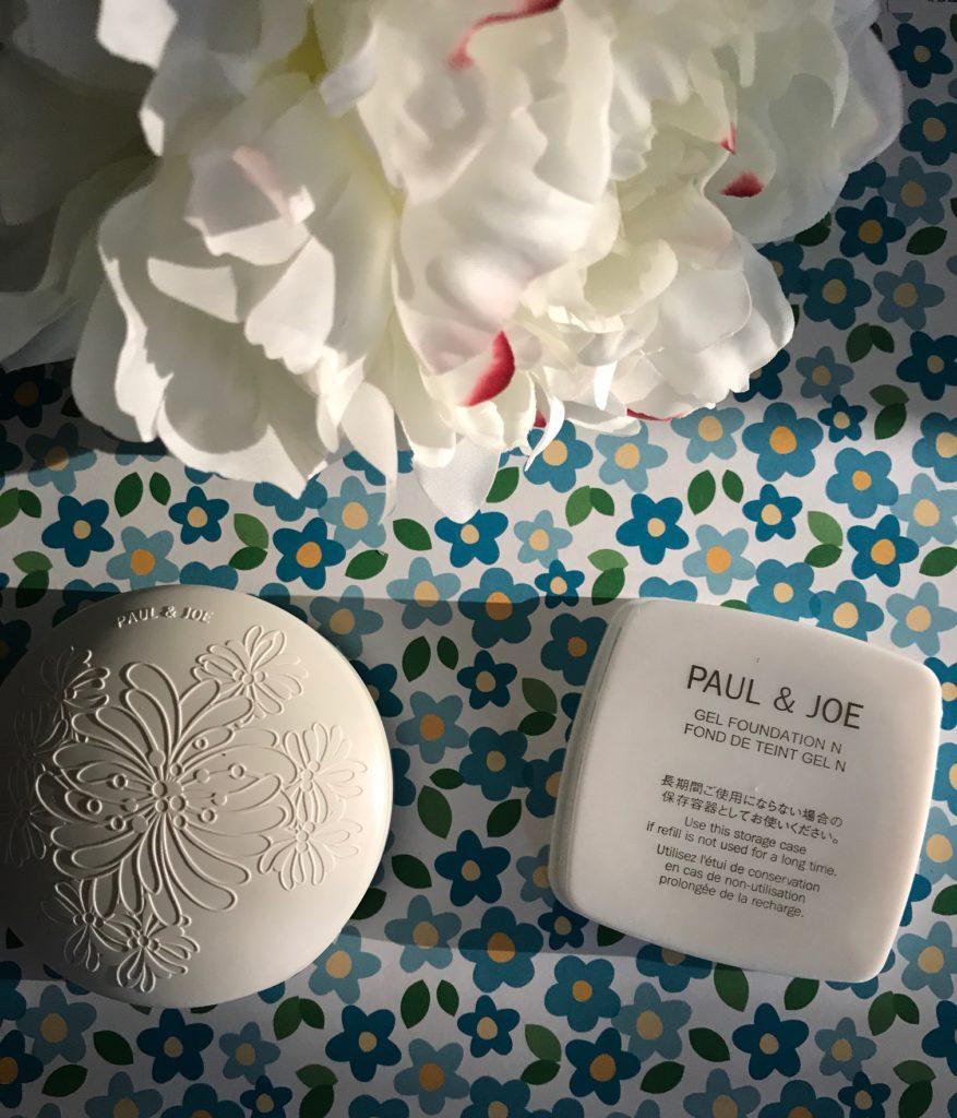 paul and joe gel foundation review
