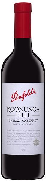penfolds koonunga hill shiraz cabernet 2014 review