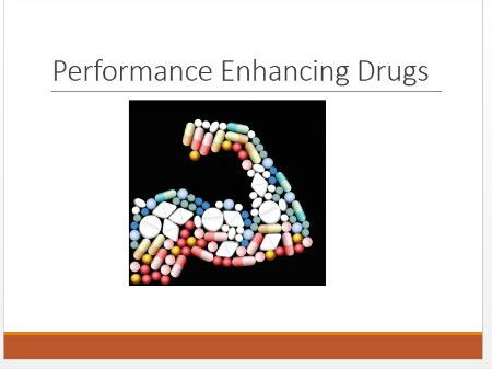 performance enhancing substances in sports a review of the literature