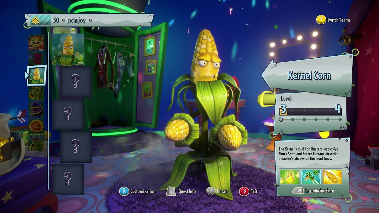 plants vs zombies ps4 review