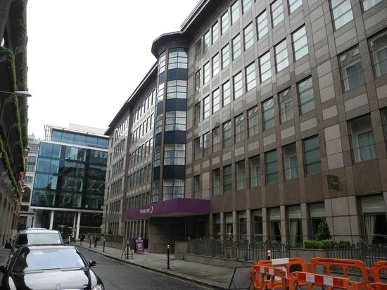 premier inn london blackfriars reviews