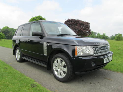 range rover vogue 2006 review