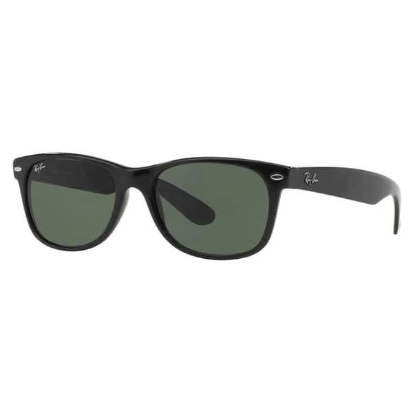 ray ban wayfarer green lens review