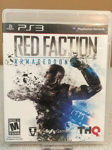 red faction armageddon ps3 review