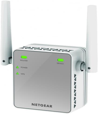 review netgear n300 wifi range extender