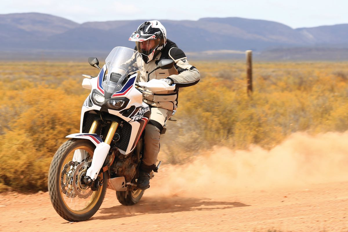 review of honda africa twin