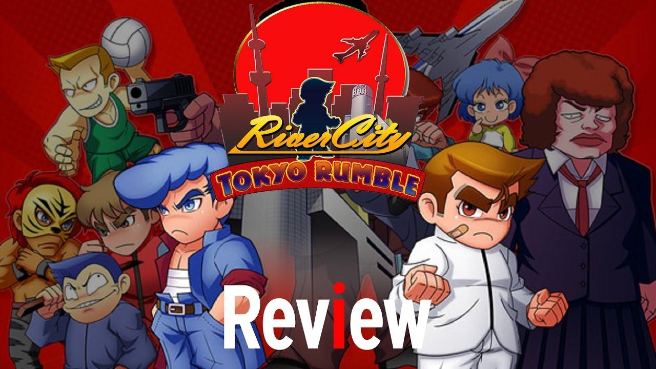 river city tokyo rumble review
