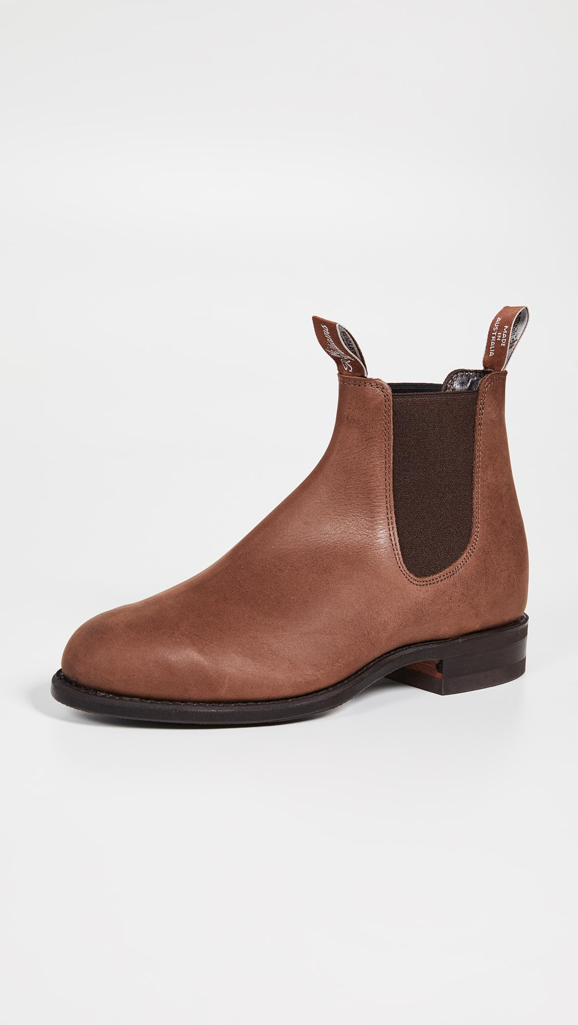 rm williams comfort turnout boots review