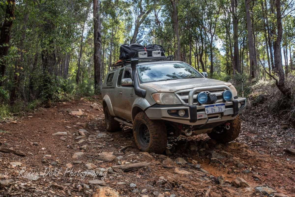 rock armour rear bar review