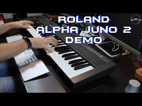 roland alpha juno 2 review