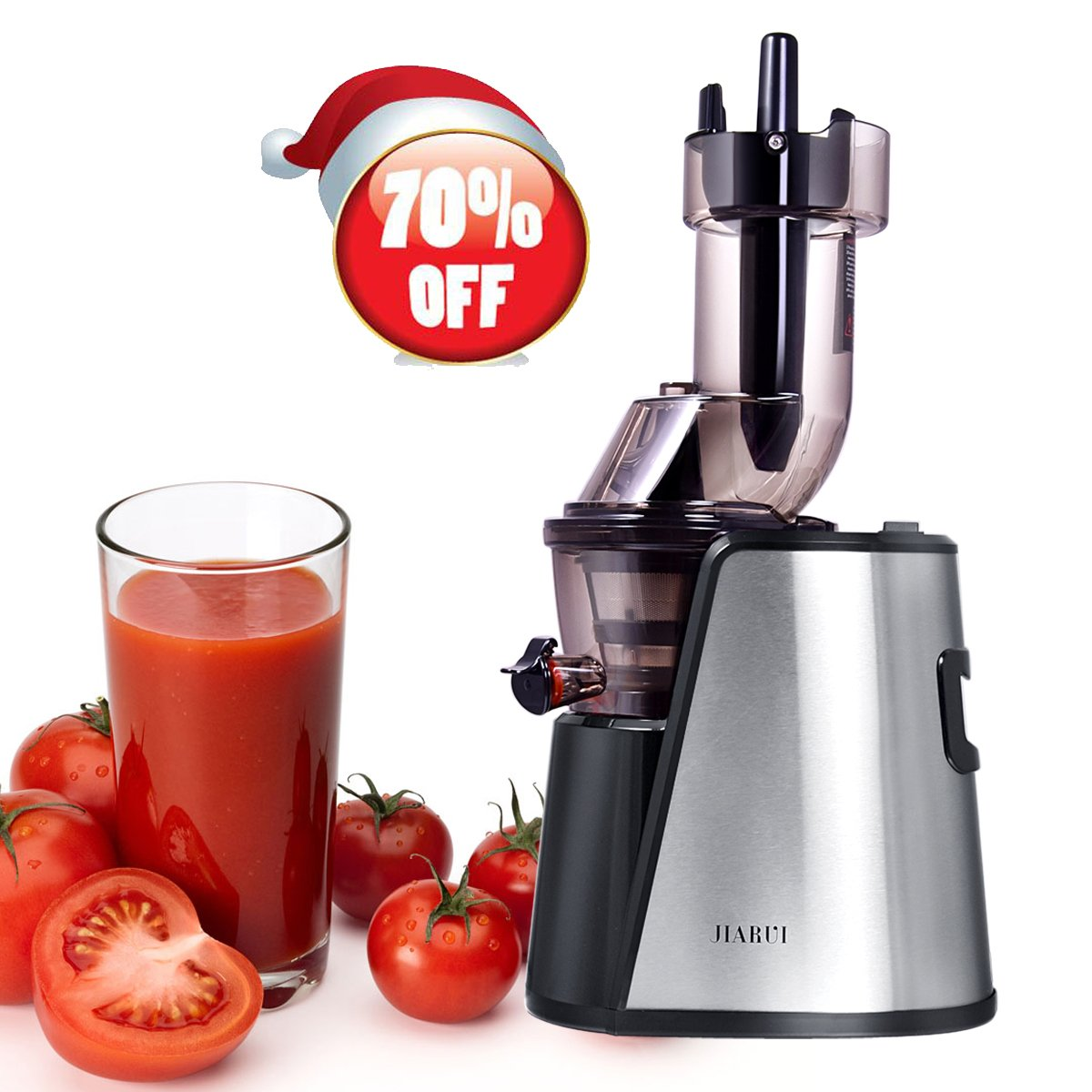 salton wide mouth slow juicer review