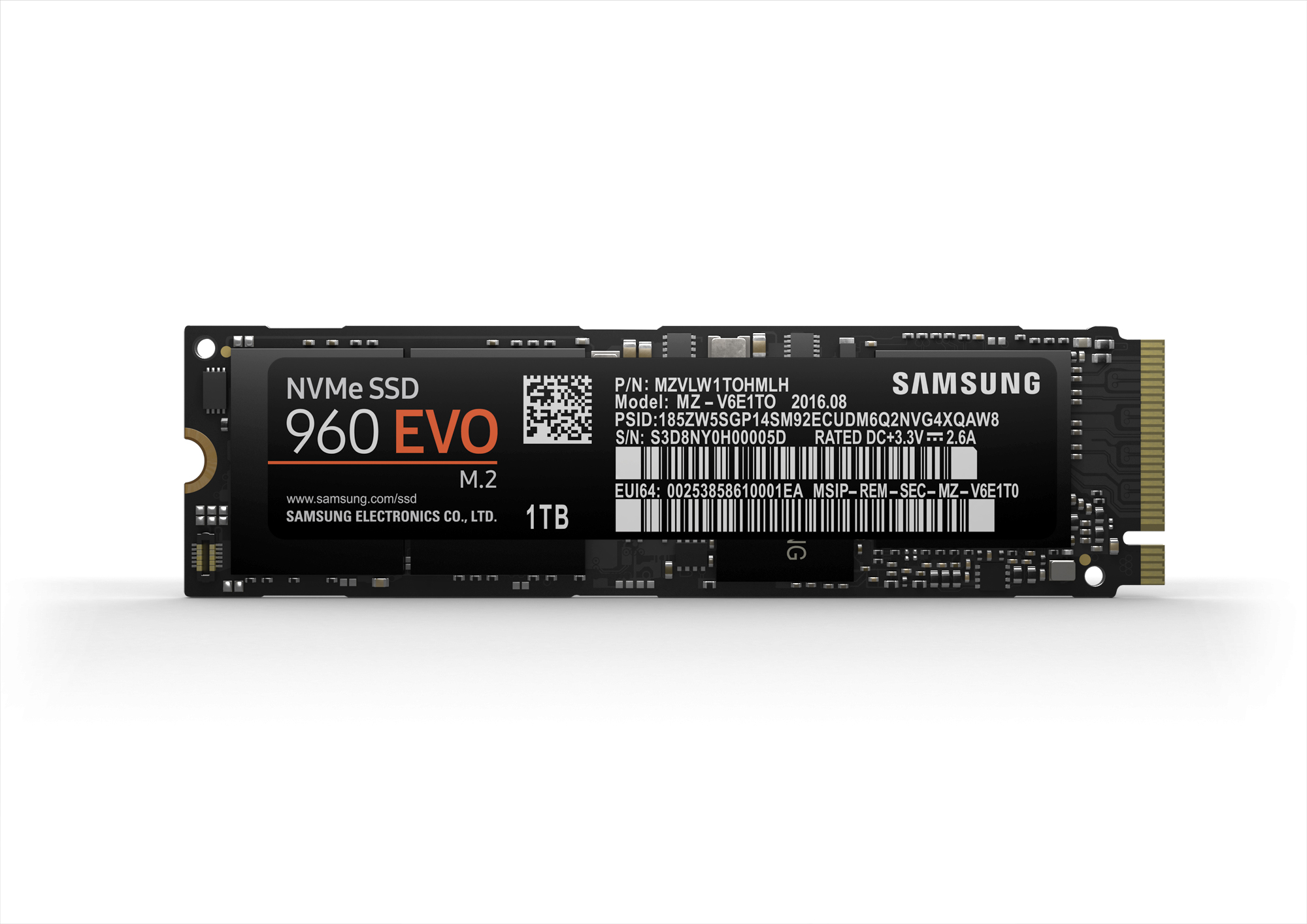 samsung 960 evo m 2 500gb review