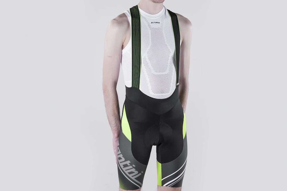 santini edge bib shorts review