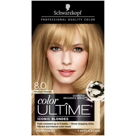schwarzkopf color ultime iconic blondes reviews