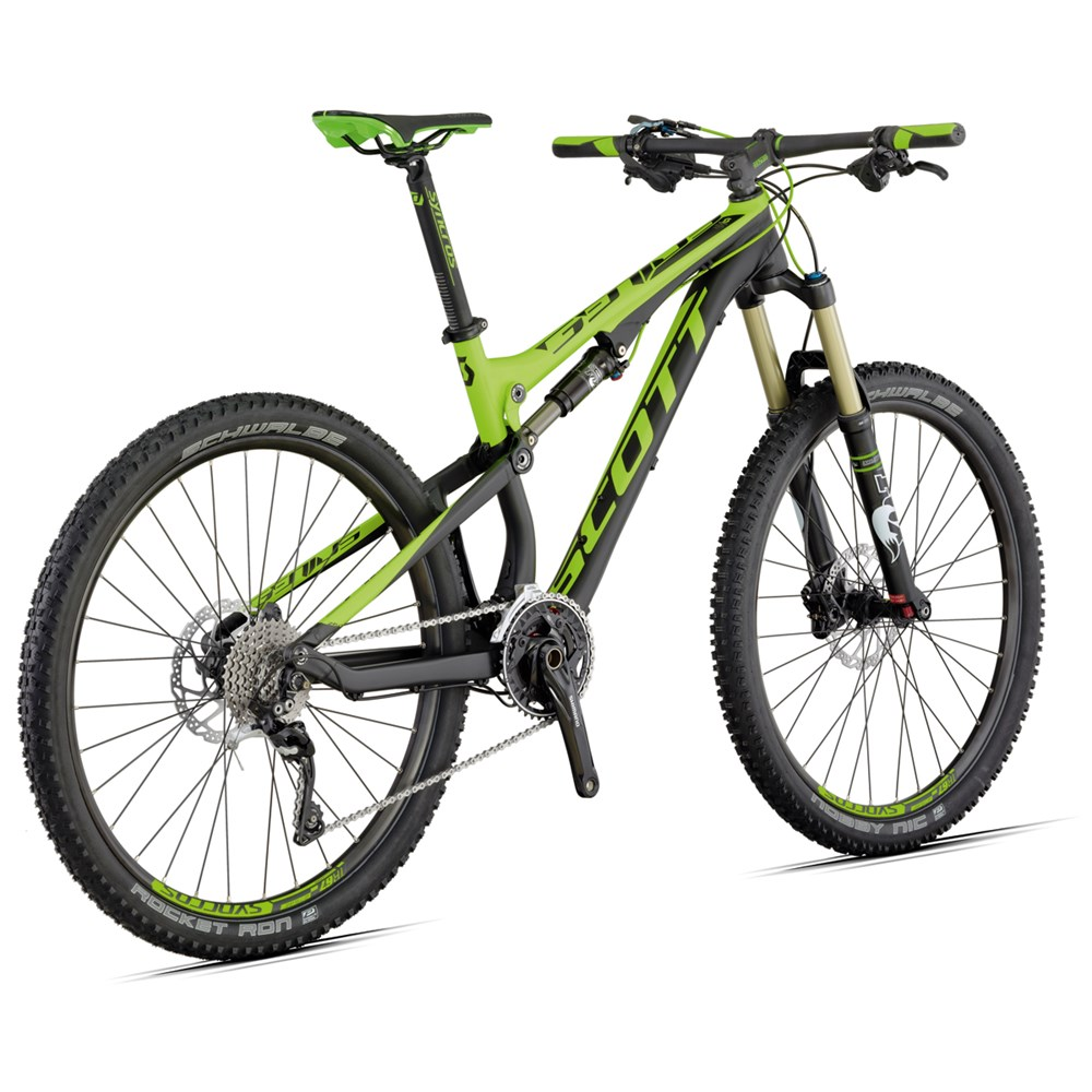 scott genius 740 2014 review