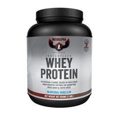 serious mass whey protein review