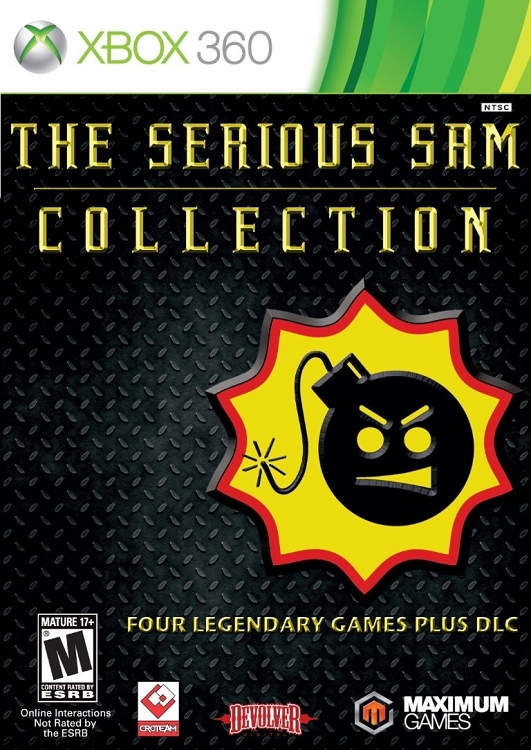 serious sam collection xbox 360 review