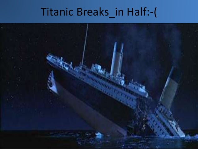 short movie review of titanic
