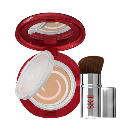 sk ii clear beauty artisan brush foundation review