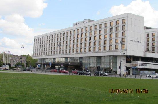 sofitel victoria hotel warsaw review