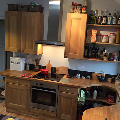 solid wood kitchen cabinets reviews