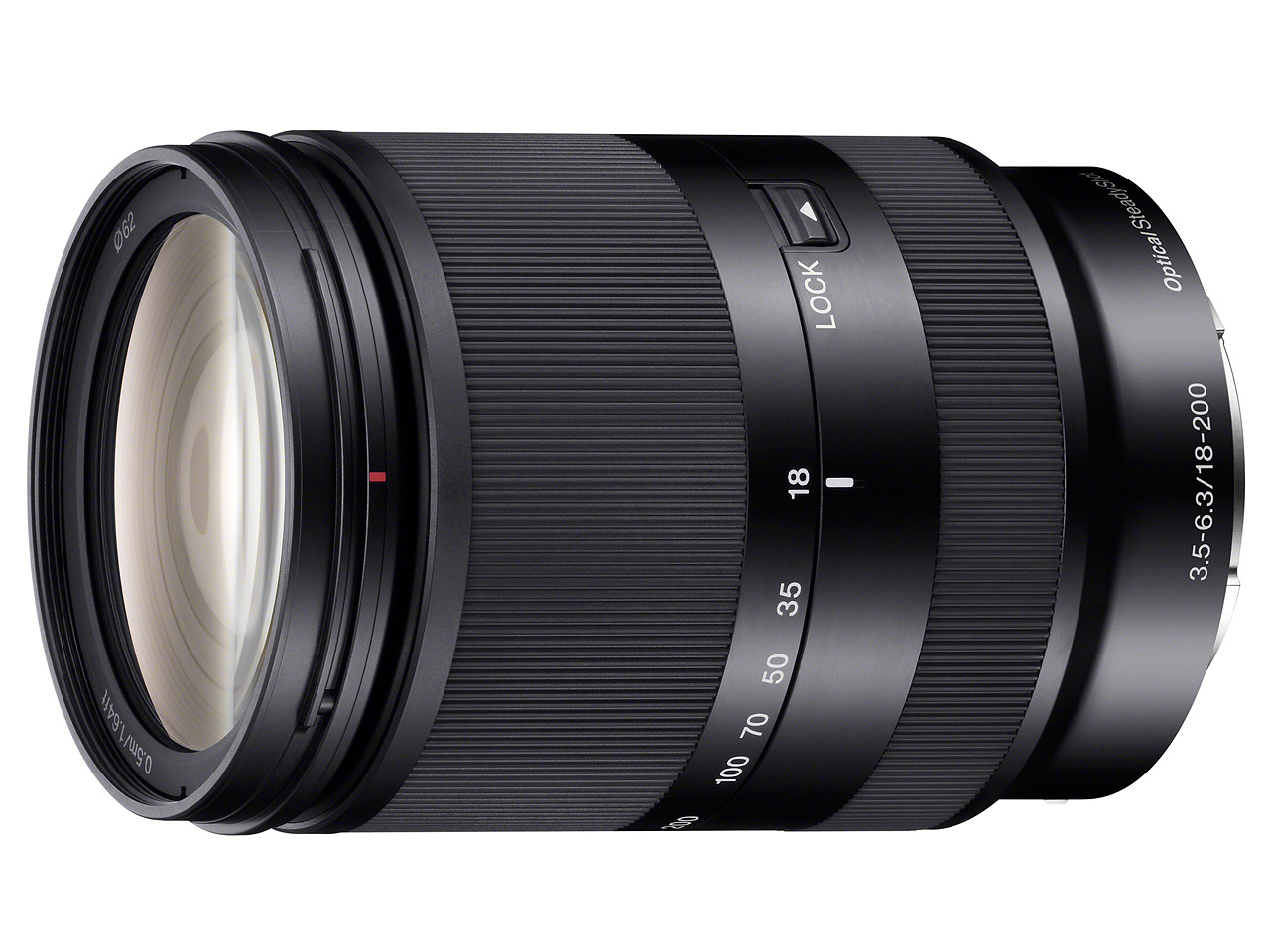 sony 18 200mm e mount review