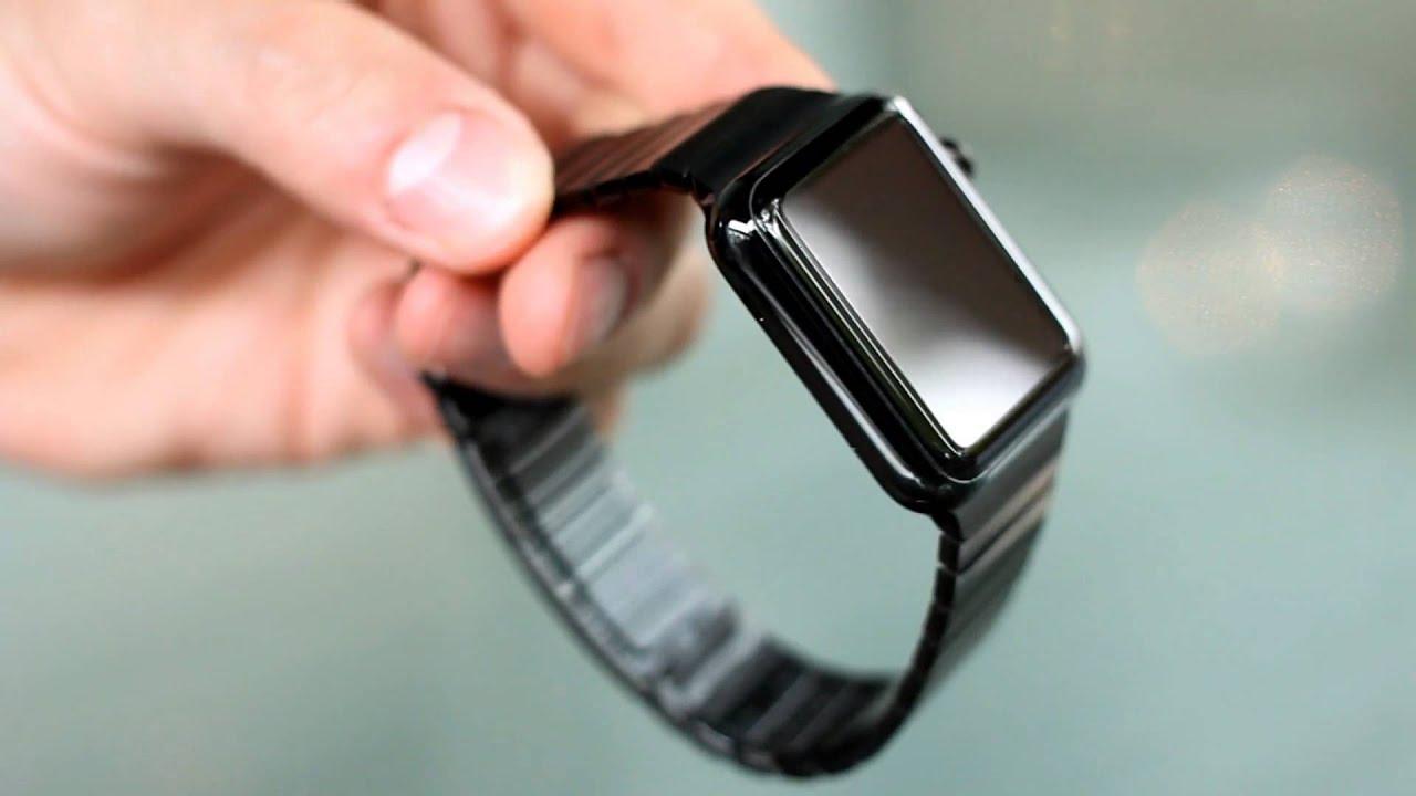 space black link bracelet review