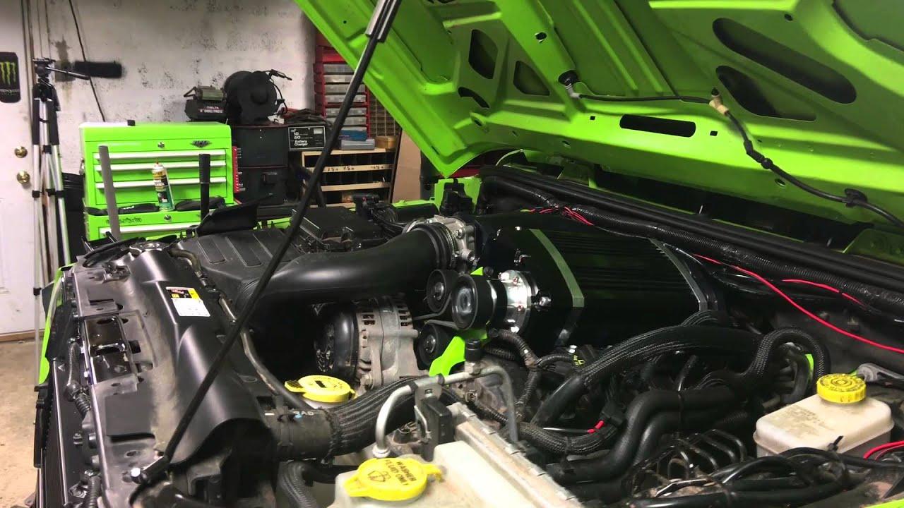 sprintex supercharger jeep jk 3.6 review