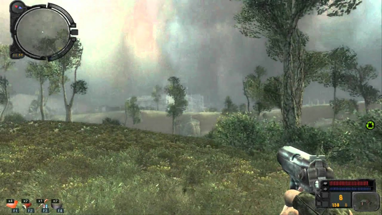 stalker call of pripyat review
