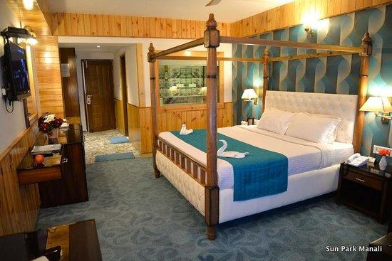 sun park resort manali review