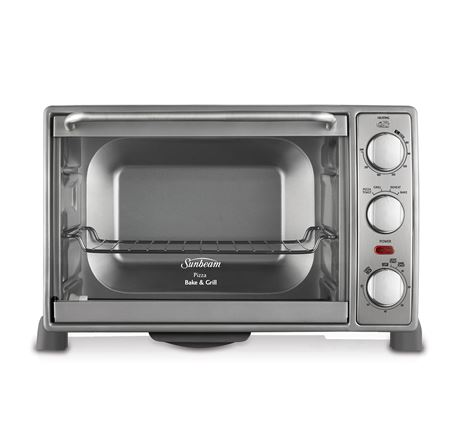 sunbeam bake and grill review