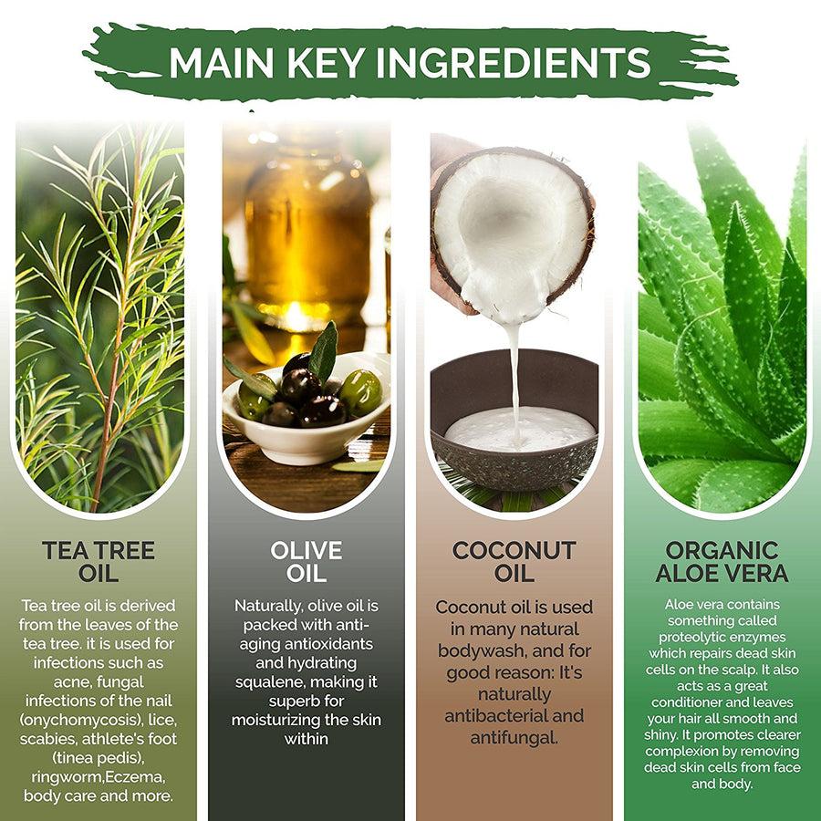 tea tree antifungal gel review