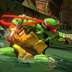 teenage mutant ninja turtles xbox one review