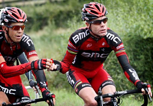 the art of cycling cadel evans review